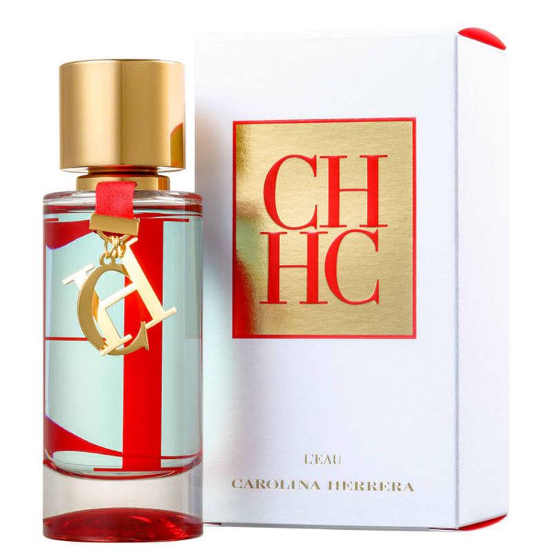 CH L Eau Carolina Herrera Eau de Toilette - Perfume Feminino 100ml 31ac119e61