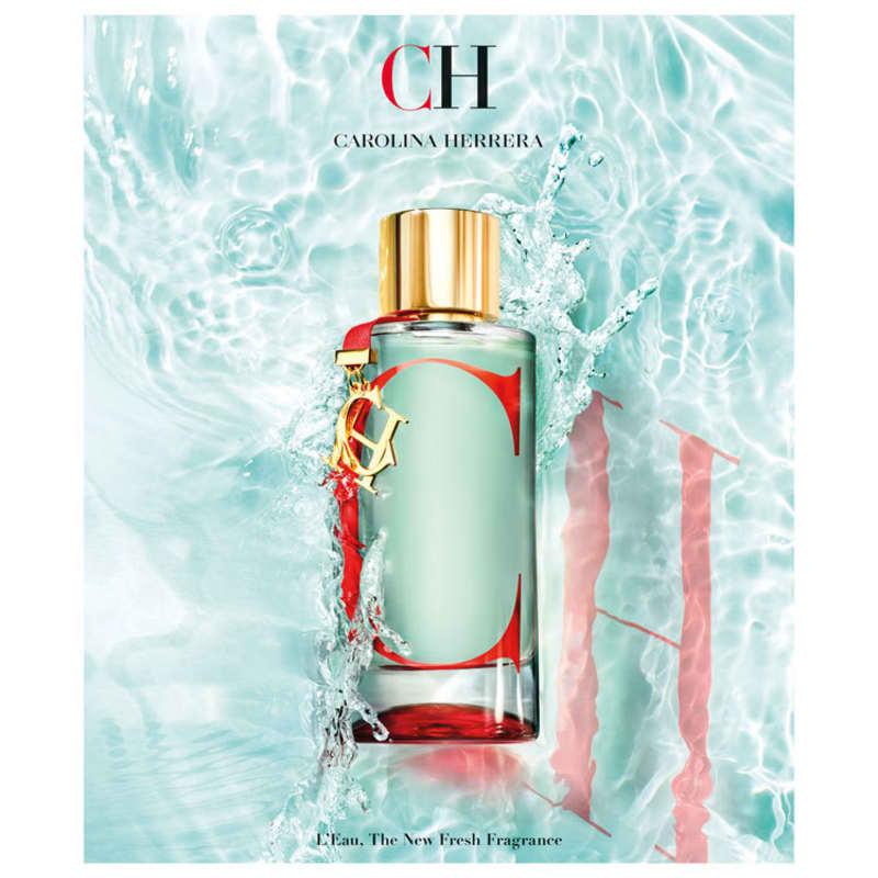 CH L Eau Carolina Herrera Eau de Toilette - Perfume Feminino 100ml. ‹ › 02ee57453d