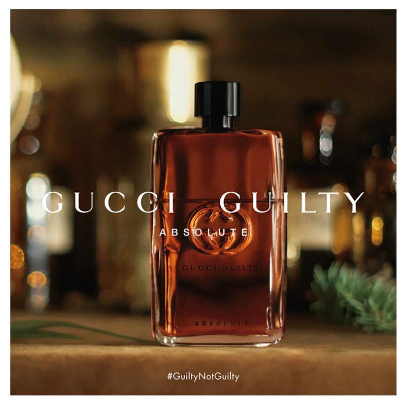 89ca1e2ac1c35 Gucci Guilty Absolute Eau de Parfum - Perfume Masculino 90ml. ‹ ›
