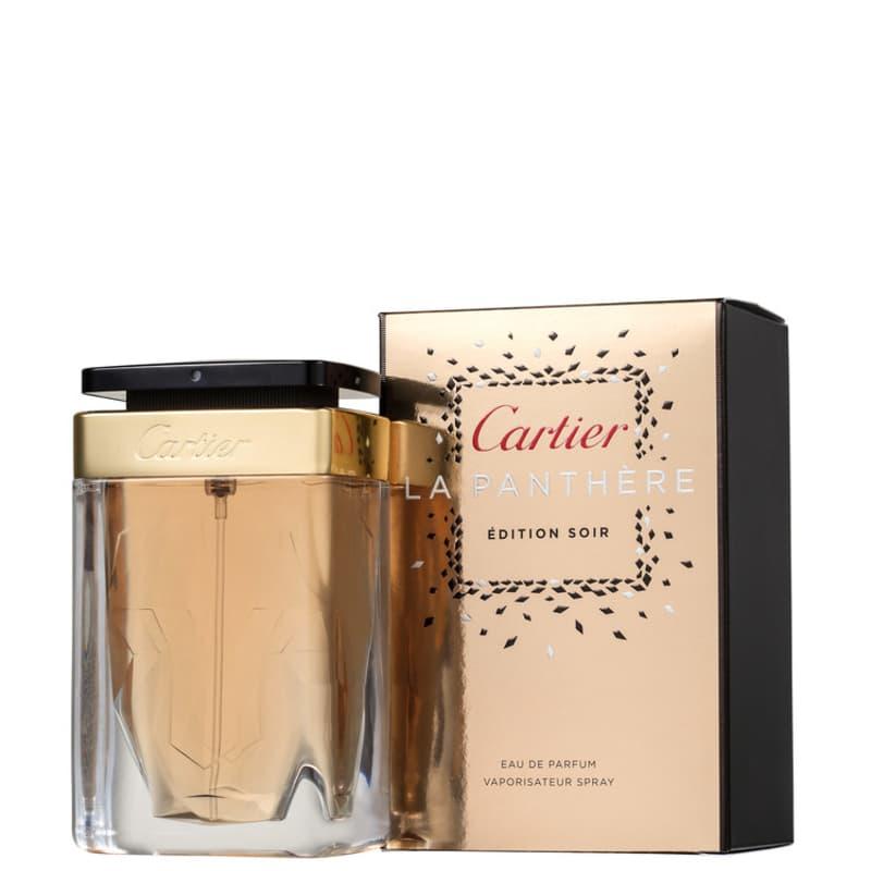 f8f44d58eff La Panthere Edition Soir Cartier Eau de Parfum - Perfume Feminino 50ml. ‹ ›