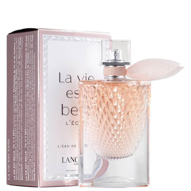 51bef810d La Vie Est Belle L Éclat Lancôme Eau de Toilette - Perfume Feminino 100ml