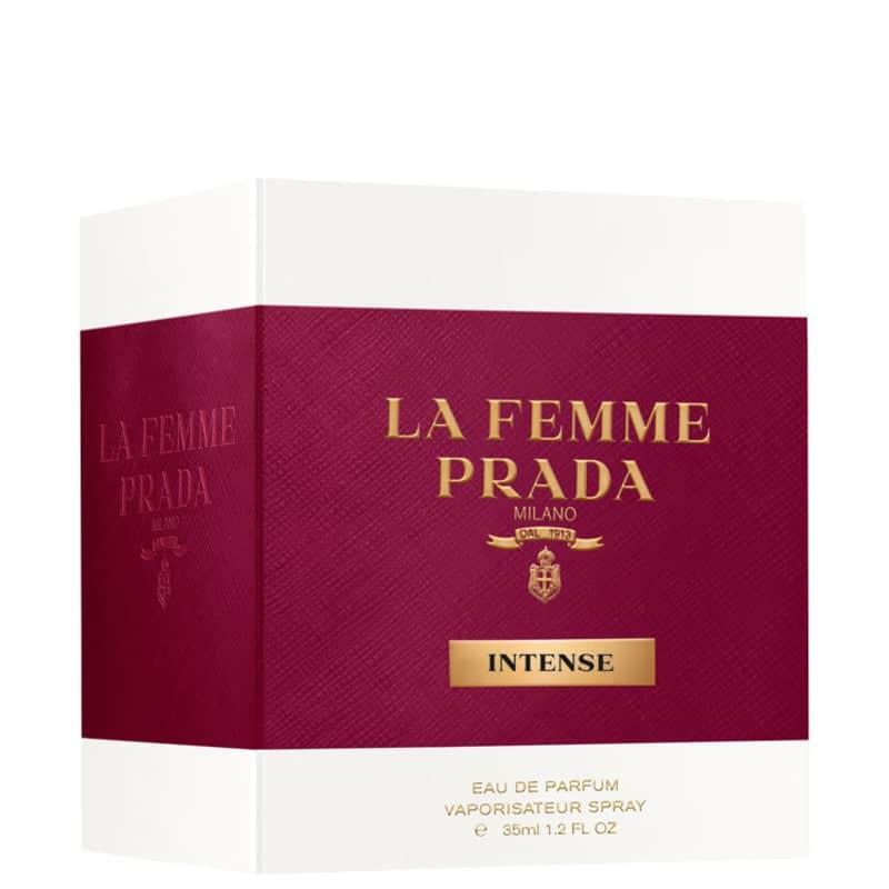 60c7259800162 La Femme Intense Prada Eau de Parfum - Perfume Feminino 35ml