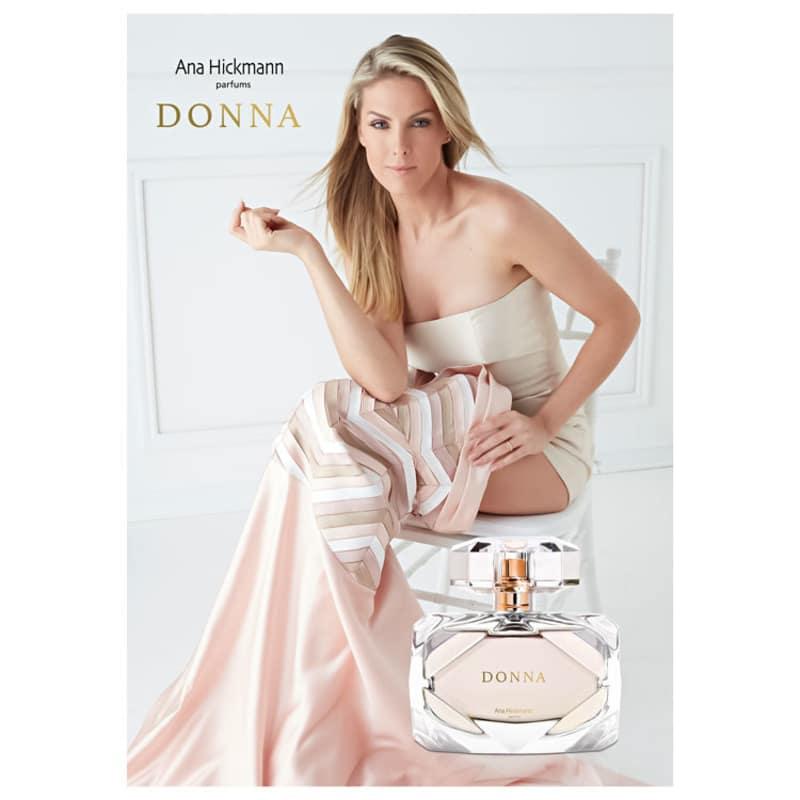 Donna Ana Hickmann Deo Colônia - Perfume Feminino 85ml. ‹ › 32e6e57196