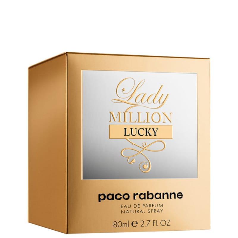 8825aaafb0 Lady Million Lucky Paco Rabanne Eau de Parfum - Perfume Feminino 80ml