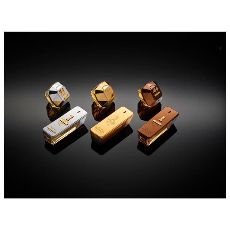 9a2b3e938 1 Million Lucky Paco Rabanne Eau de Toilette - Perfume Masculino 50ml. ‹ ›