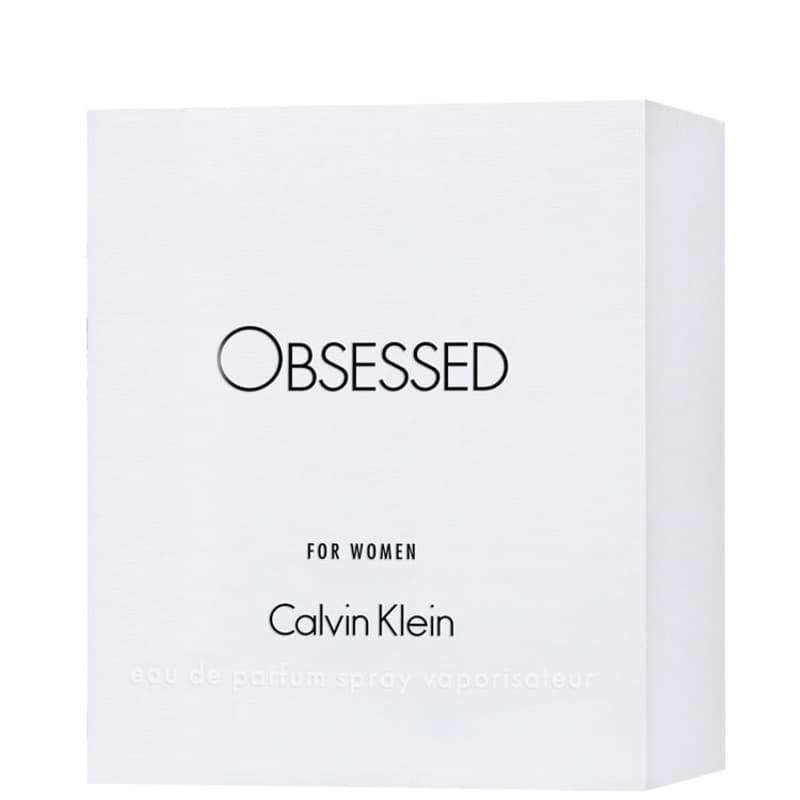 a5fca0db97e44 Obsessed For Women Calvin Klein Eau de Parfum - Perfume Feminino 100ml