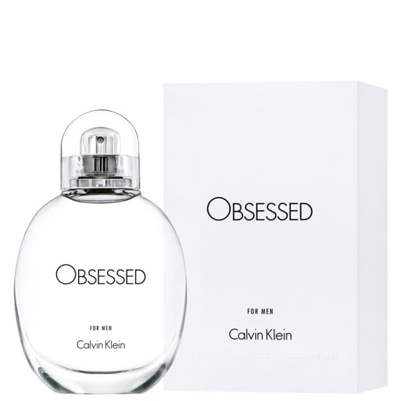 4690939919 Obsessed For Men Calvin Klein Eau de Toilette - Perfume Masculino 125ml. ‹ ›
