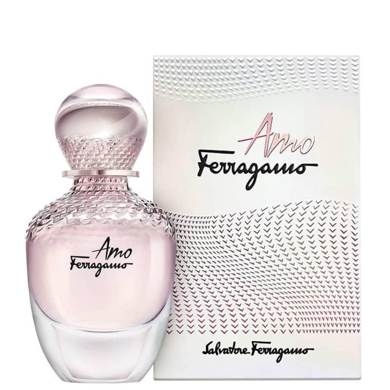 cad5fd51cbf6a Amo Ferragamo Salvatore Ferragamo Eau de Parfum - Perfume Feminino 30ml. ‹ ›