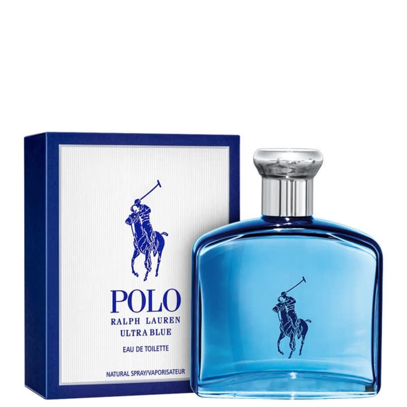 27db3f628a Polo Ultra Blue Ralph Lauren Eau de Toilette - Perfume masculino 75ml