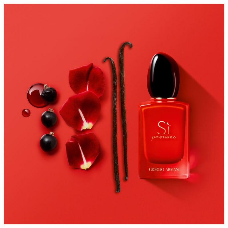 3c00d6f638a Sì Passione Giorgio Armani Eau de Parfum - Perfume Feminino 50ml