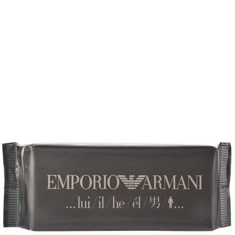 7f8e1c1756d Emporio Armani He Giorgio Armani Eau de Toilette - Perfume Masculino 50ml