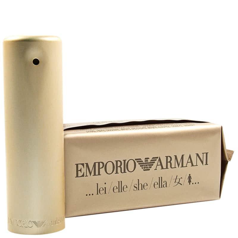 bad1fc40590 Emporio Armani She Giorgio Armani Eau de Parfum - Perfume Feminino 50ml