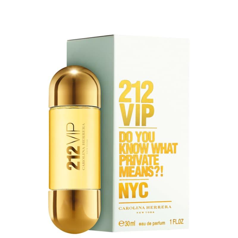 d21d0b3b4 212 VIP Carolina Herrera Eau de Parfum - Perfume Feminino 30ml