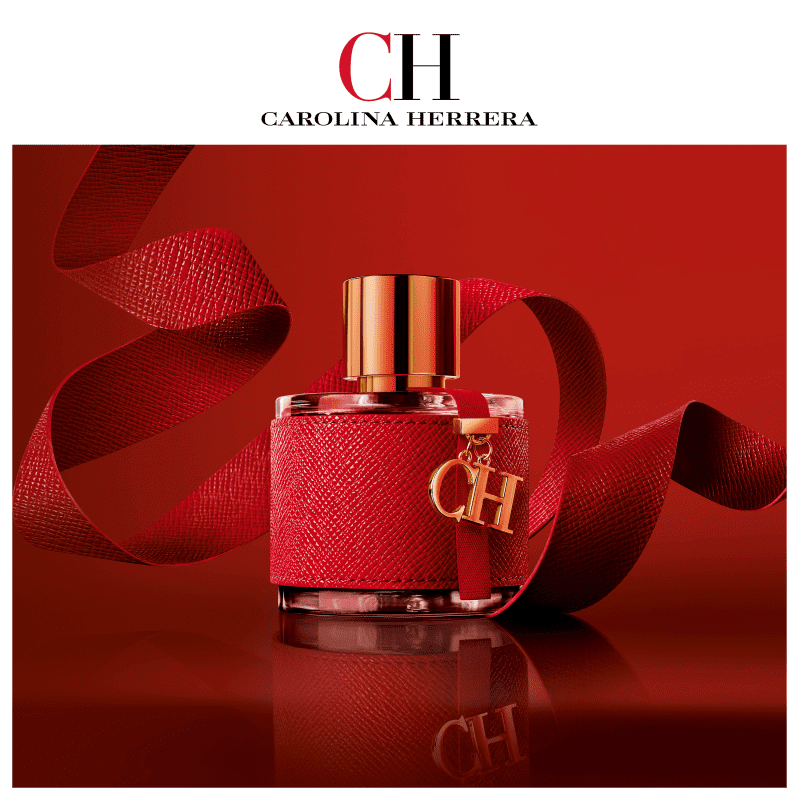 CH Carolina Herrera Eau de Toilette - Perfume Feminino 50ml. ‹ › a93c0eb8f7