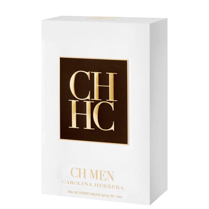 be6e583b51c9e CH Men Carolina Herrera Eau de Toilette - Perfume Masculino 50ml