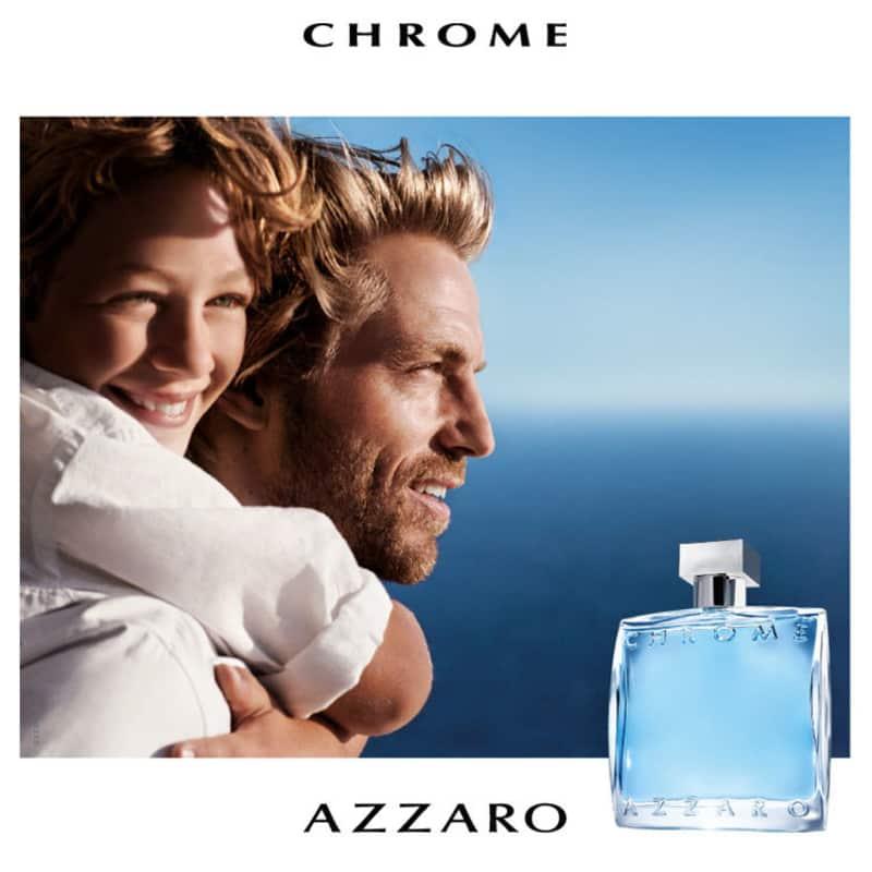 3850c3e2db Chrome Azzaro Eau de Toilette - Perfume Masculino 30ml. ‹ ›