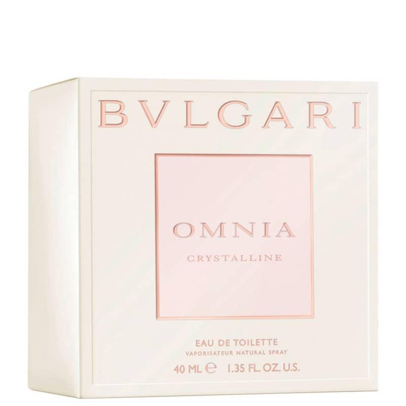 96438ad58a Omnia Crystalline Bvlgari Eau de Toilette - Perfume Feminino 40ml