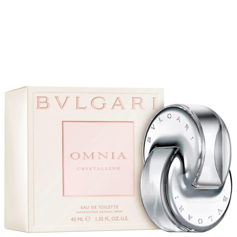 240739a09e Omnia Crystalline Bvlgari Eau de Toilette - Perfume Feminino 40ml. ‹ ›