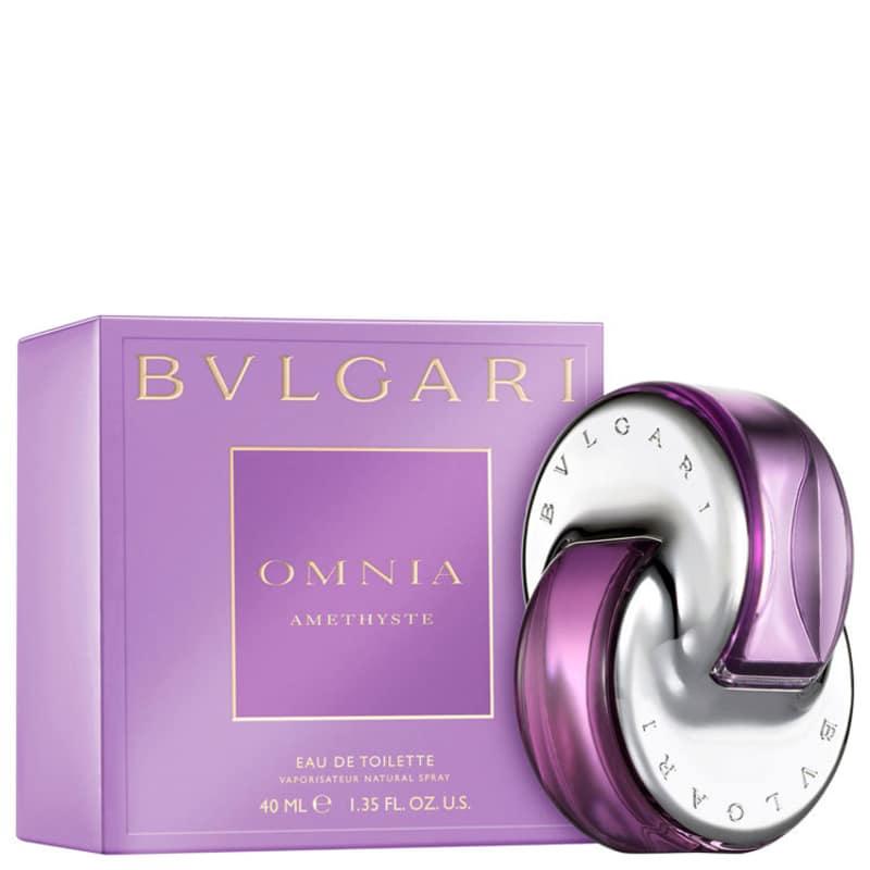 e9b9bd52b032d Omnia Amethyste Bvlgari Eau de Toilette - Perfume Feminino 40ml. ‹ ›