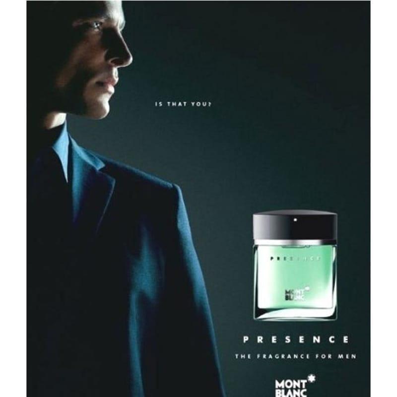 Perfume Presence Montblanc Masculino