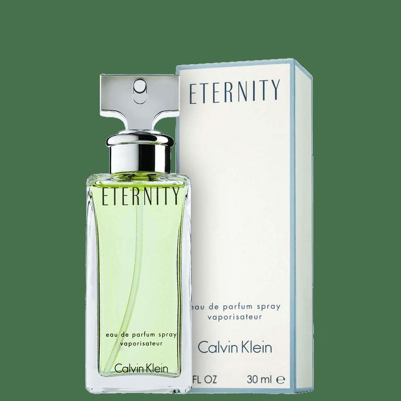 b93a6d279059f Eternity Calvin Klein Eau de Parfum - Perfume Feminino 30ml. ‹ ›