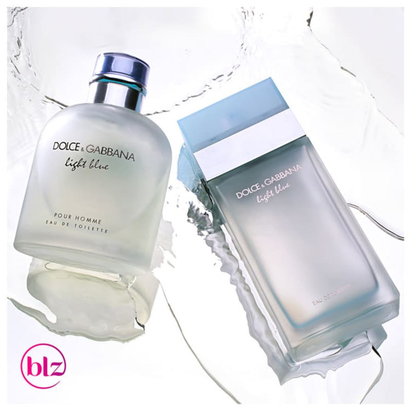 Light Blue Pour Homme Dolce   Gabbana Eau de Toilette - Perfume Masculino  125ml ec9885f3e1