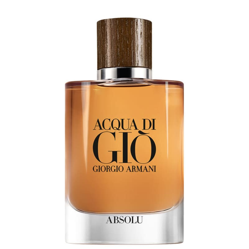 Acqua di Giò Absolu Giorgio Armani Eau de Parfum - Perfume Masculino 75ml