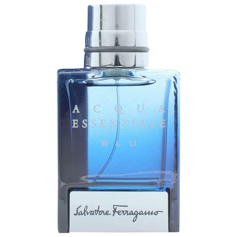 Acqua Essenziale Blu Salvatore Ferragamo Eau de Toilette - Perfume Masculino 30ml