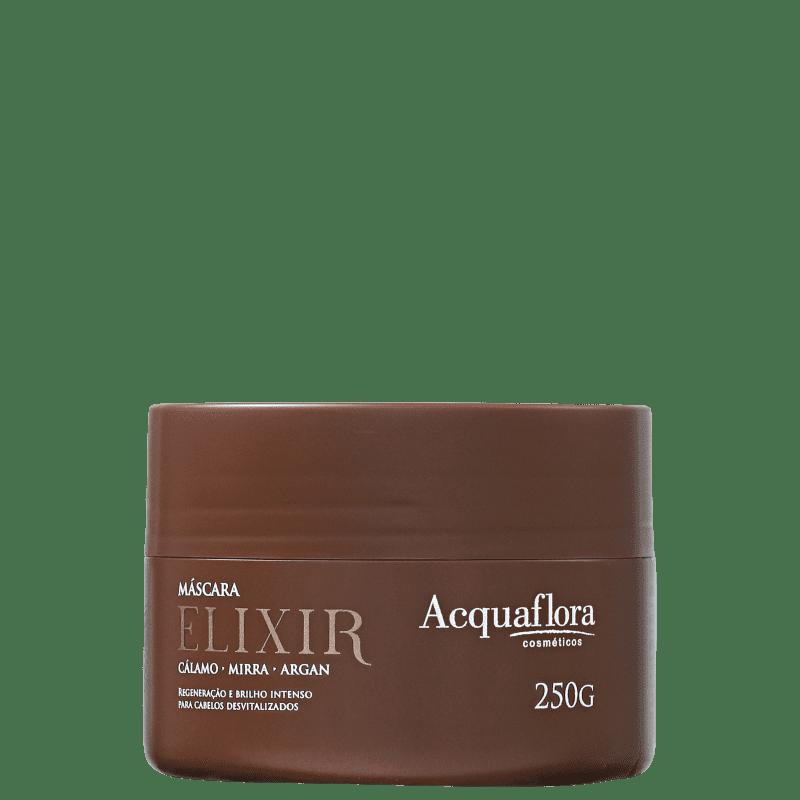Acquaflora Elixir - Máscara de Nutrição 250g