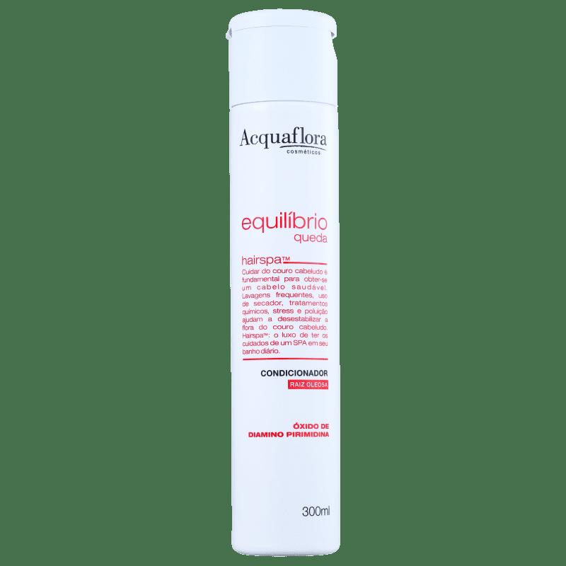 Acquaflora Equilíbrio Queda Raiz Oleosa - Condicionador 300ml
