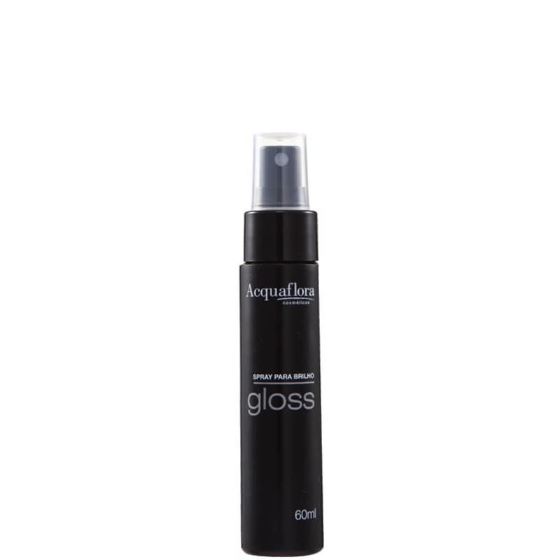 Acquaflora Gloss - Spray de Brilho 60ml