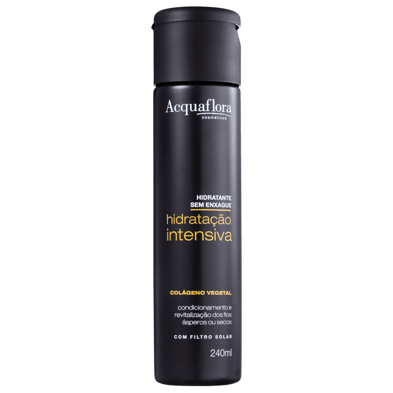Acquaflora Hidratação Intensiva - Leave-in 240ml