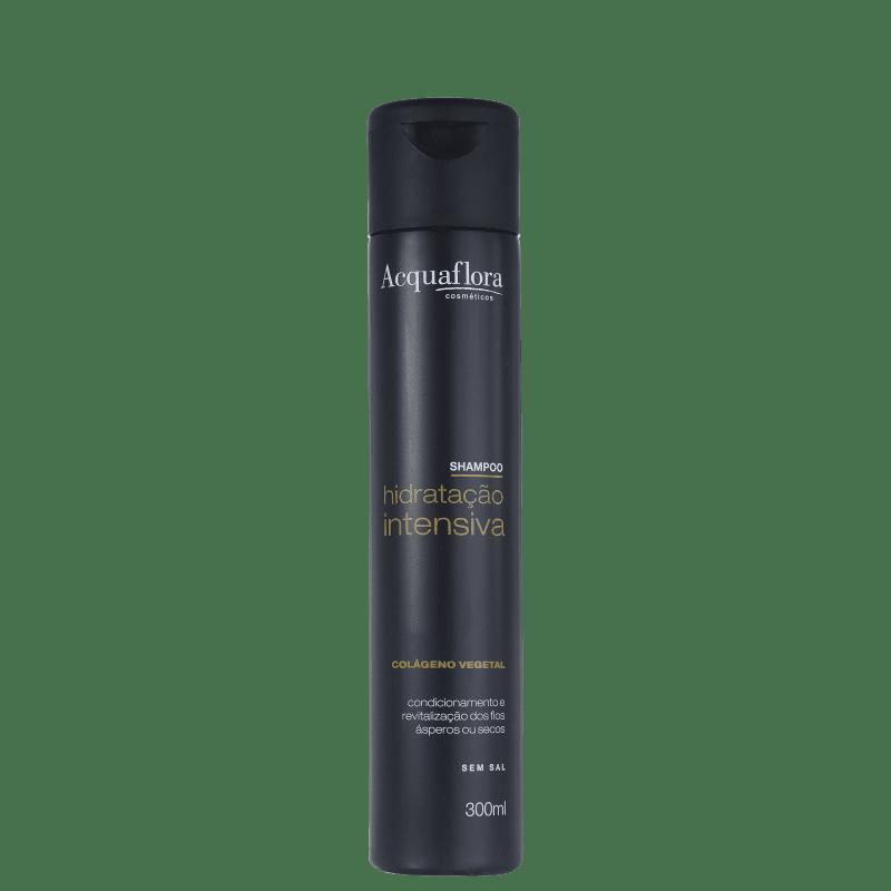Acquaflora Hidratação Intensiva - Shampoo sem Sal 300ml