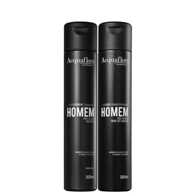 Kit Acquaflora Homem Duo (2 Produtos)