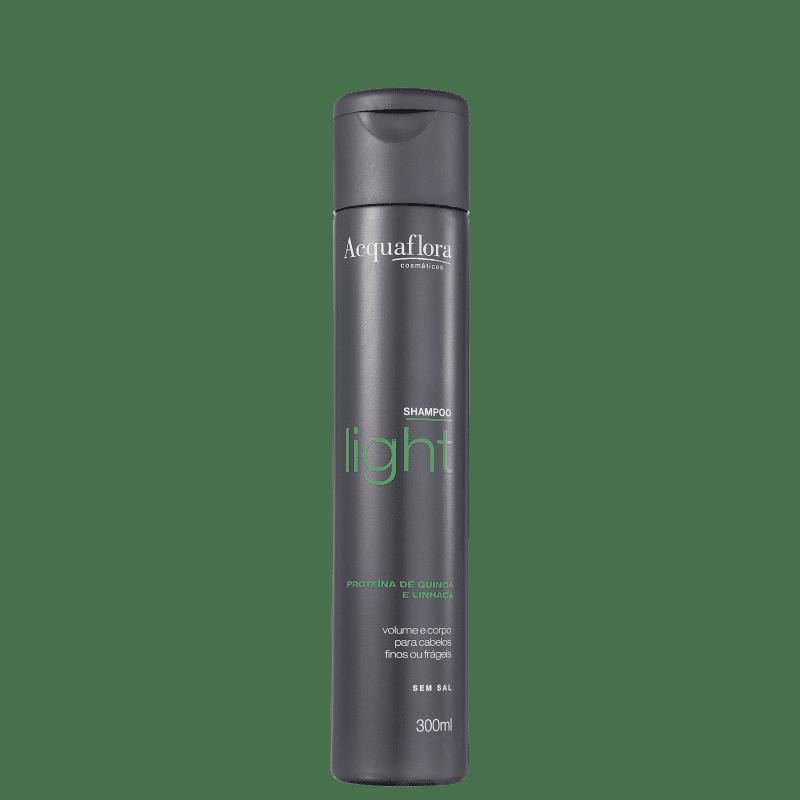 Acquaflora Light - Shampoo sem Sal 300ml