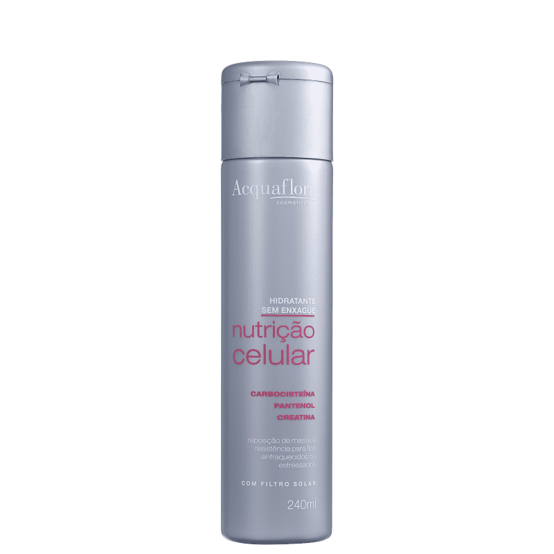 Acquaflora Nutrição Celular - Leave-in 240ml