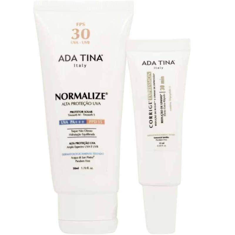 Kit Ada Tina Normalize Corrige (2 produtos)