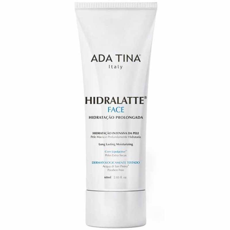 Ada Tina Hidralatte Face - Hidratante Facial 60ml
