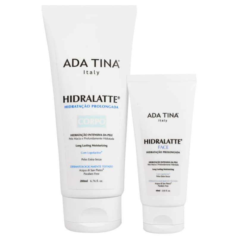 Ada Tina Hidralatte Kit (2 Produtos)