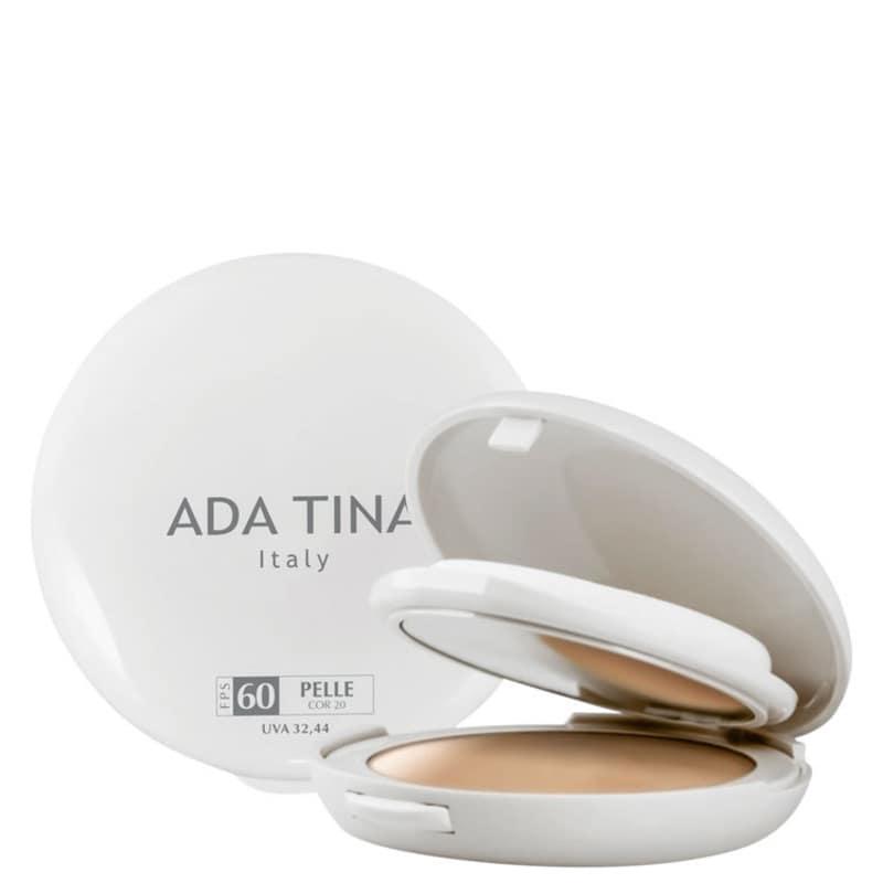 Ada Tina Normalize FT Compatto Pelle FPS 60 - Protetor Solar com Cor