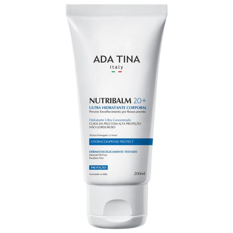 Ada Tina Nutribalm 20+ - Hidratante Corporal 200ml