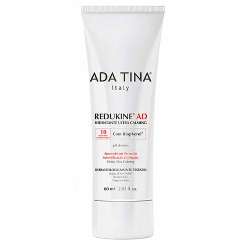 Ada Tina Redukine Ad - Hidratante para Peles Irritadas 60ml