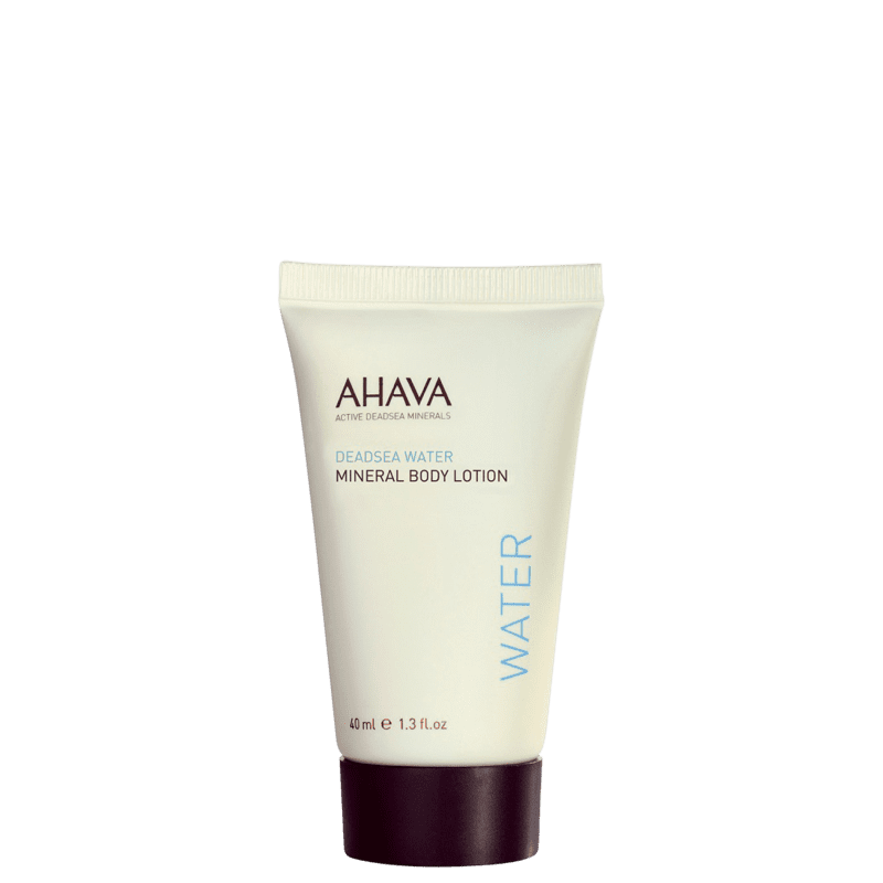 Ahava Deadsea Water Mineral - Loção Hidratante Corporal 40ml