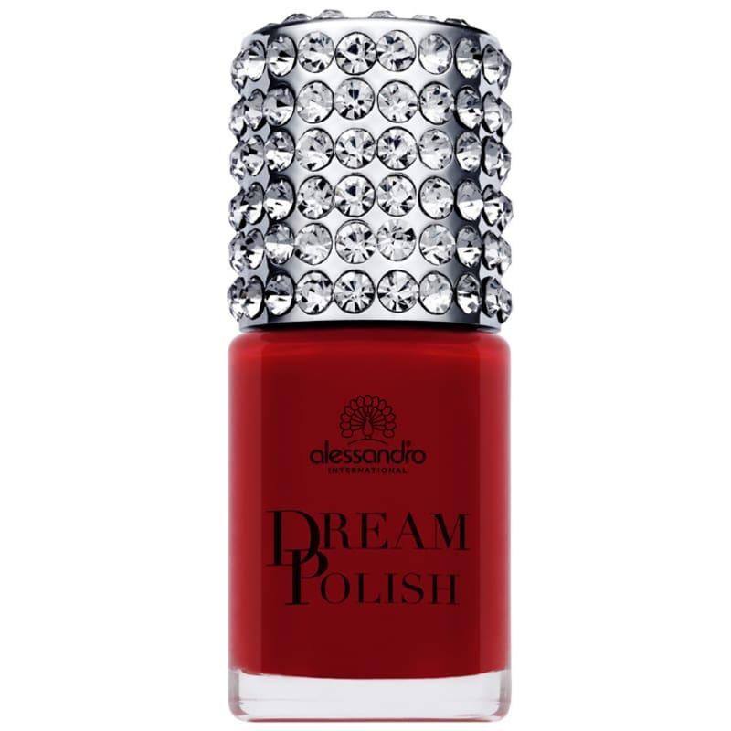 Alessandro International Dream Polish Lady In Red - Esmalte Cremoso 15ml