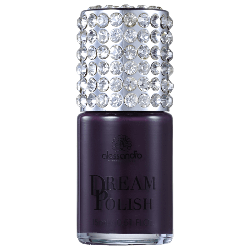 Alessandro International Dream Polish Purple Pleasure - Esmalte Cremoso 15ml
