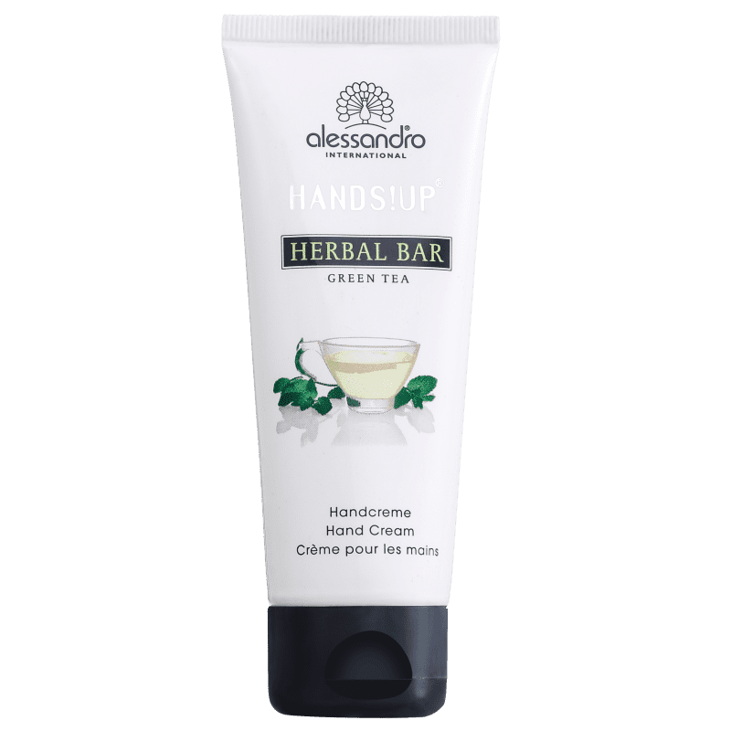 Alessandro International Flower Bar Green Tea - Creme para as Mãos 75ml