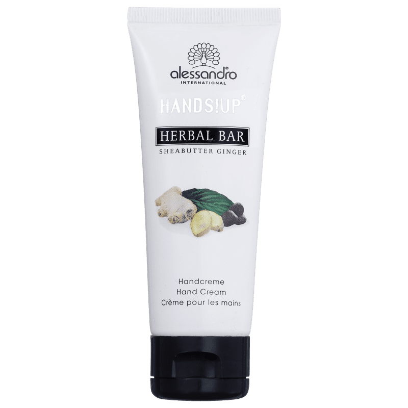 Alessandro International Flower Bar Shea Butter Ginger - Creme para as Mãos 75ml