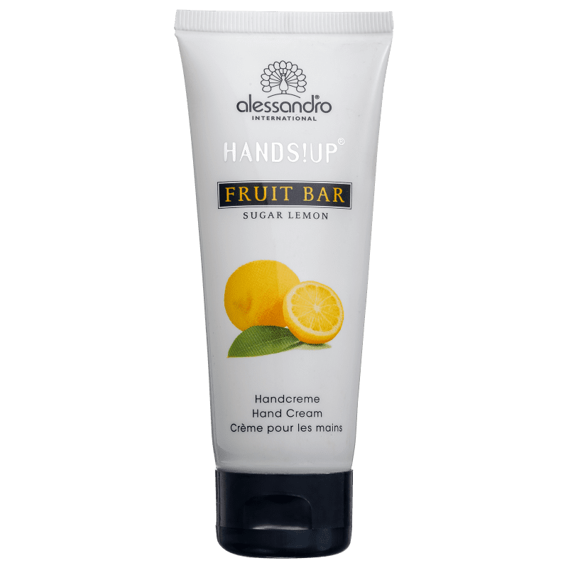 Alessandro International Fruit Bar Sugar Lemon - Creme para as Mãos 75ml