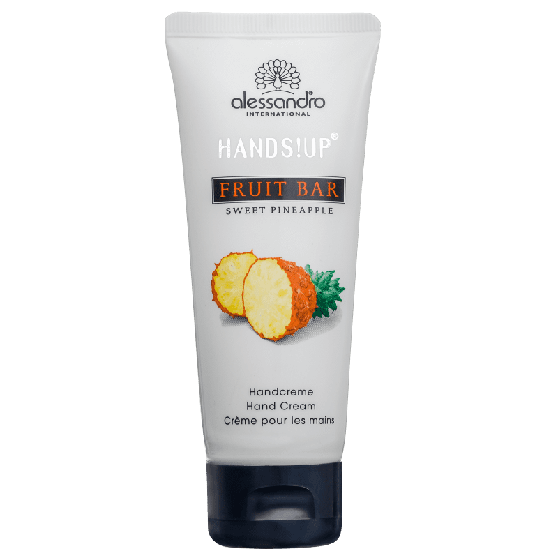 Alessandro International Fruit Bar Sweet Pineapple - Creme para as Mãos 75ml