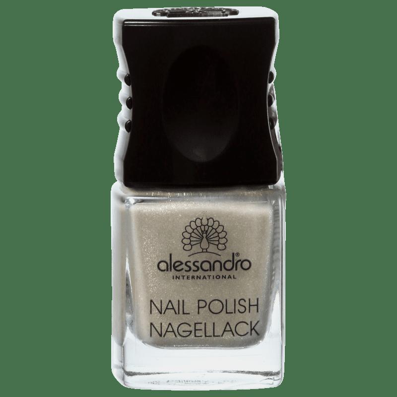 Alessandro International Nail Polish Be a Star - Esmalte Glitter 10ml